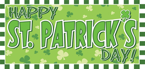 Osláv s nami St. Patrick's Day!