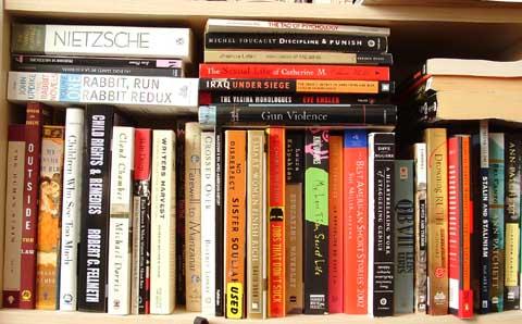 O tom, ktoré knižky čítať po anglicky