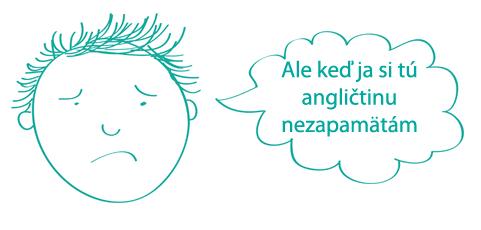 Ako sa učiť angličtinu a pamätať si ju