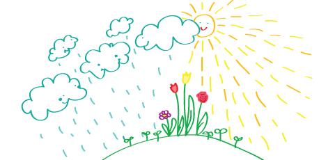 Po každom daždi vyjde slnko. Ako sa to povie anglicky?
