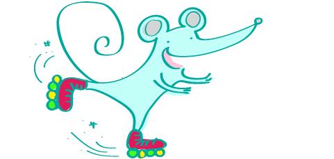 Keď kocúr nie je doma, myši majú hody. Ako sa to povie po anglicky?