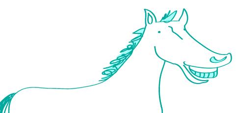 Darovanému koňovi sa na zuby nepozeraj. Ako sa to povie po anglicky?