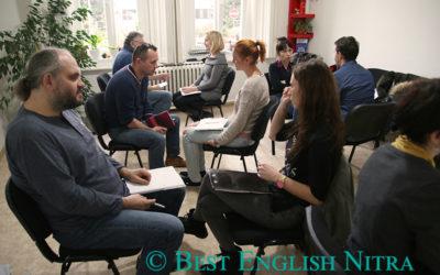 Jazyková škola? Nitra ponúka viacero možností, okrem iných aj Best English