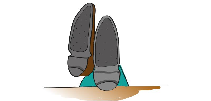 Vyložiť si nohy