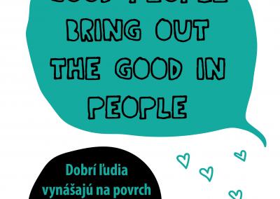 Citáty - Dobrí ľudia / Good people