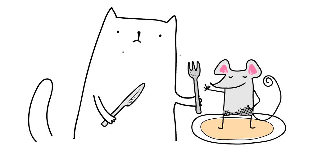Anglické frázy - To jedlo mi nesadlo