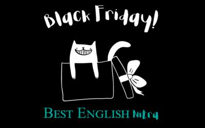 Anglické slovíčka – Black Friday / Čierny Piatok