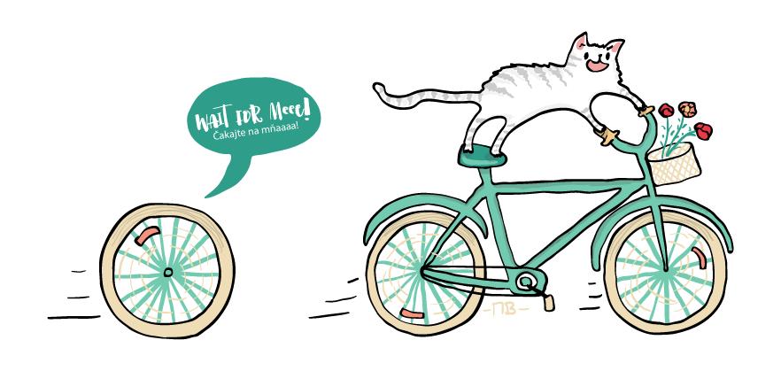 Anglické frázy – Piate koleso na voze
