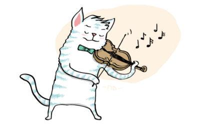 Anglické frázy – Fit as a fiddle