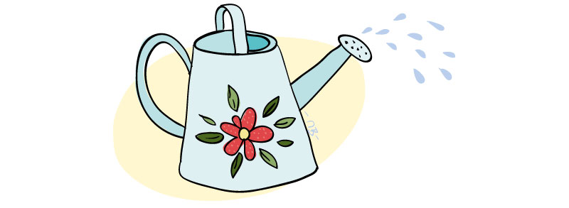 gardening, slovná zásoba, anglické slovíčka