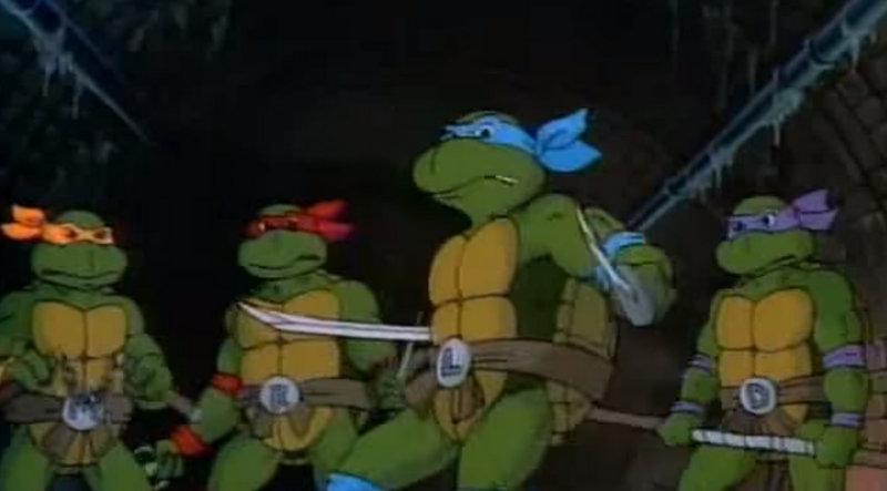 Teenage Mutant Ninja Turtles lyrics – text a preklad piesne
